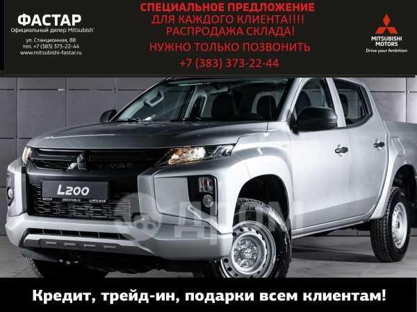 Mitsubishi L200, 2019 год, 2 110 000 руб.