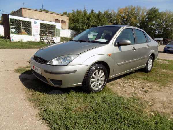 Ford Focus, 2003 год, 157 000 руб.