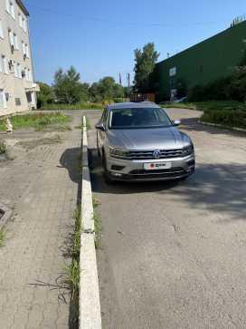 Хабаровск Tiguan 2018