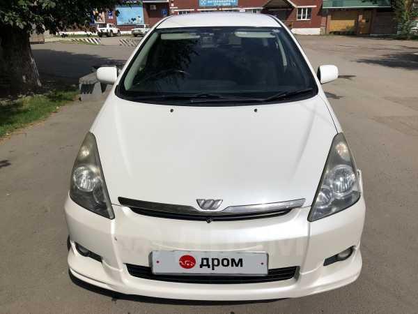 Toyota Wish, 2004 год, 555 000 руб.