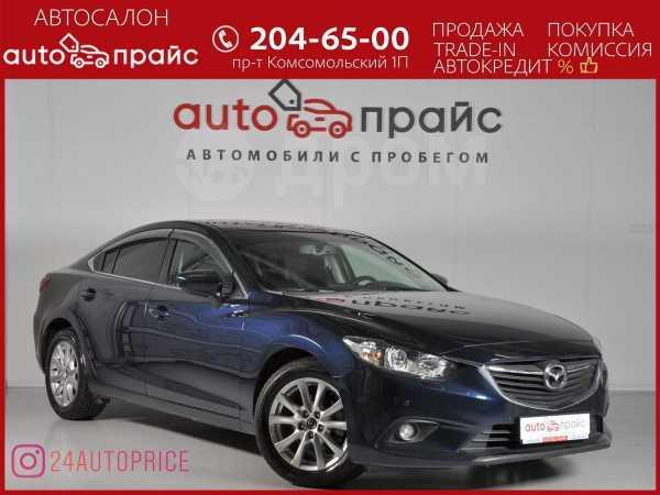 Mazda Mazda6, 2016 год, 1 199 000 руб.