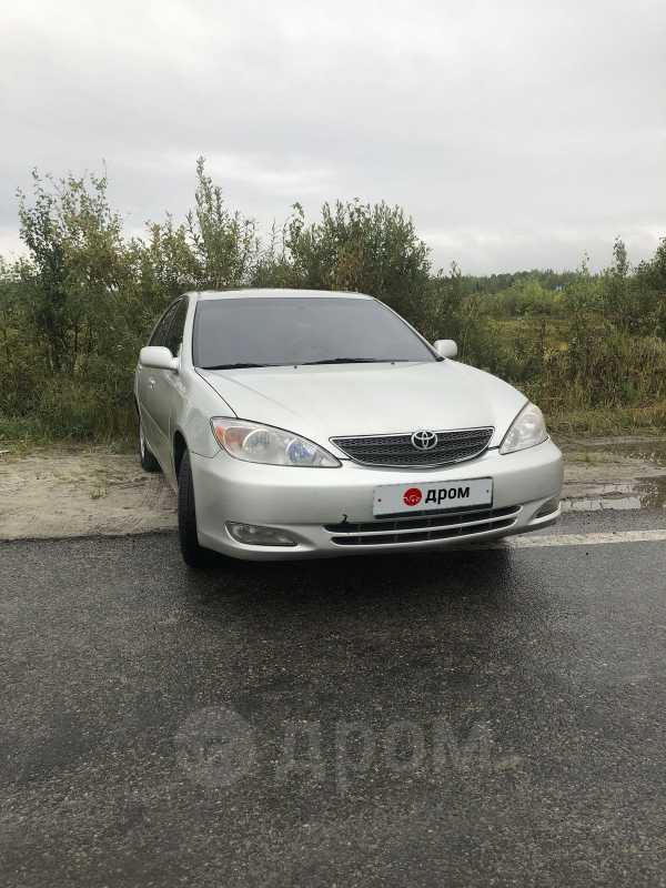Toyota Camry, 2002 год, 360 000 руб.