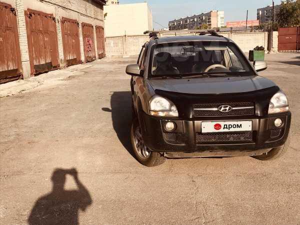 Hyundai Tucson, 2006 год, 539 000 руб.