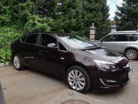 Горно-Алтайск Opel Astra 2014