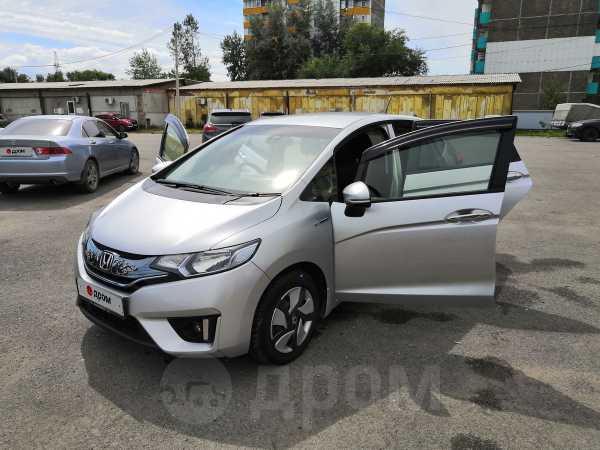 Honda Fit, 2014 год, 637 777 руб.