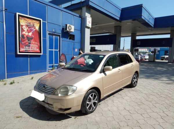 Toyota Allex, 2002 год, 370 000 руб.