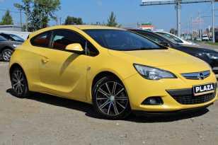 Уфа Astra GTC 2012