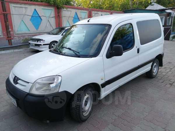 Peugeot Partner, 2008 год, 185 000 руб.