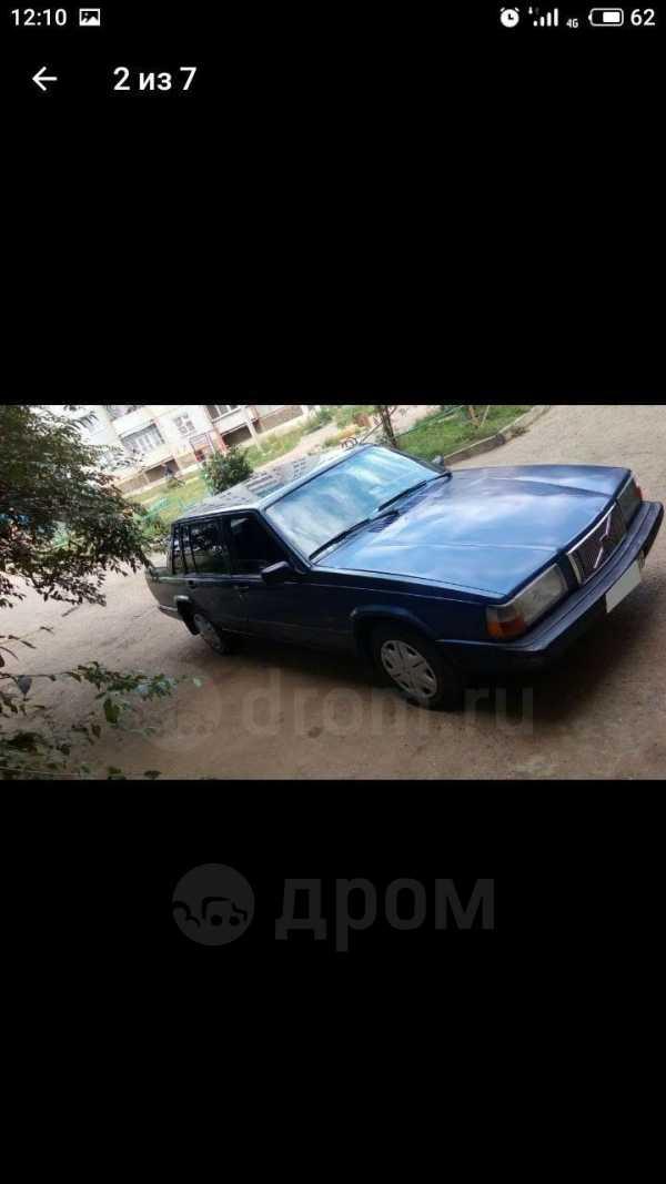 Volvo 740, 1992 год, 50 000 руб.