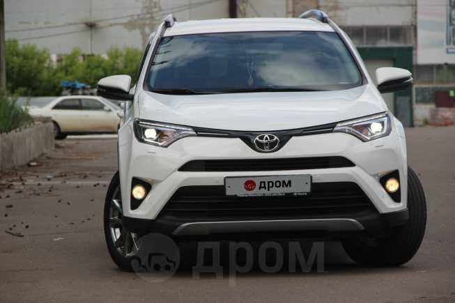 Toyota RAV4, 2017 год, 1 825 000 руб.