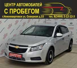 Нижневартовск Cruze 2012