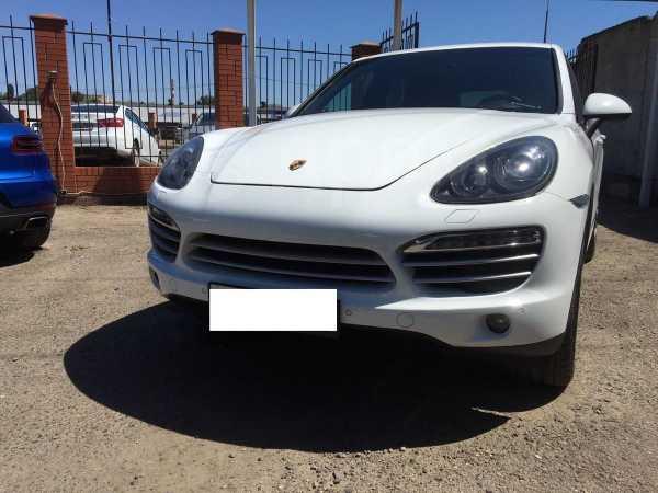 Porsche Cayenne, 2014 год, 1 899 000 руб.