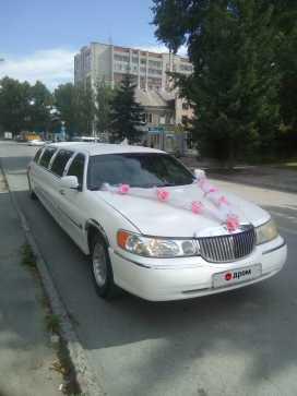Новосибирск Town Car 1998