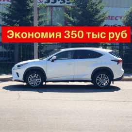 Иркутск Lexus NX300 2017