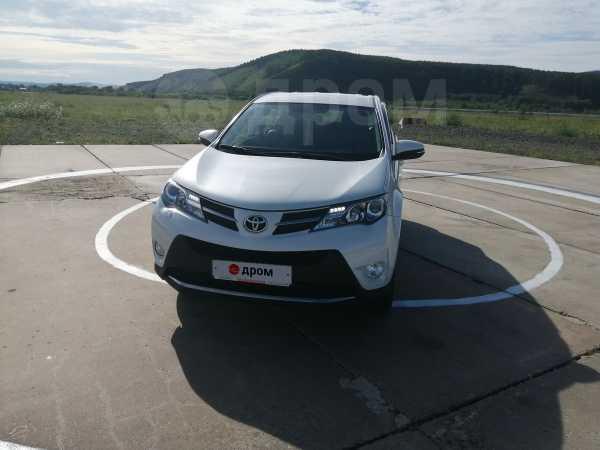 Toyota RAV4, 2014 год, 1 360 000 руб.
