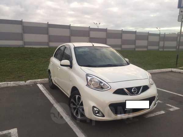 Nissan Micra, 2015 год, 665 000 руб.