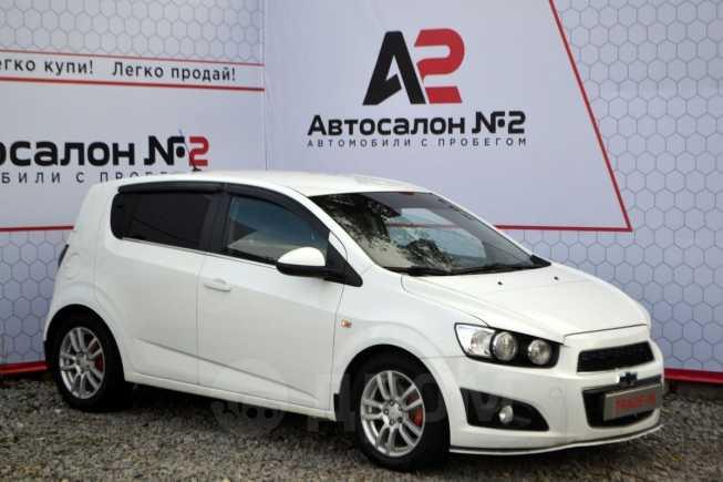 Chevrolet Aveo, 2012 год, 344 900 руб.