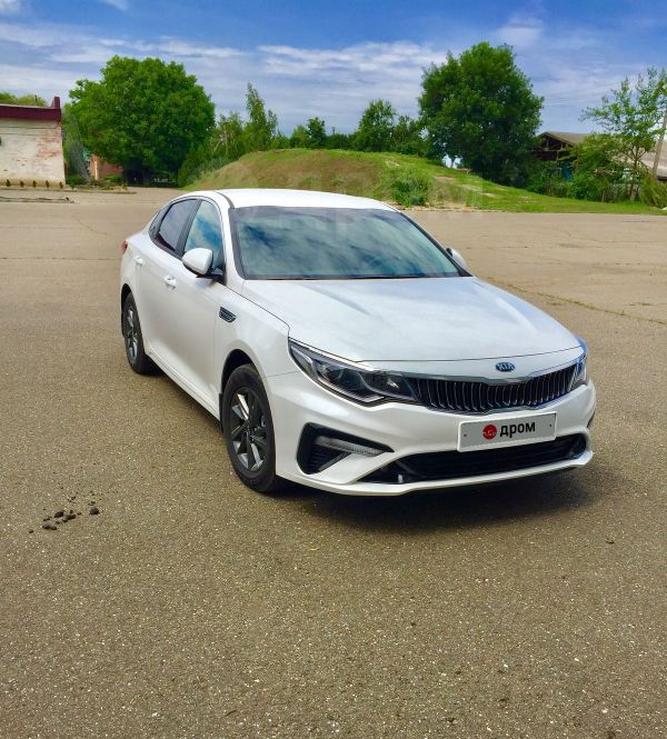Kia Optima, 2019 год, 1 530 000 руб.