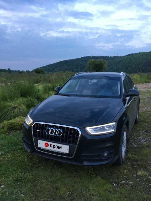Audi Q3, 2011 год, 830 000 руб.