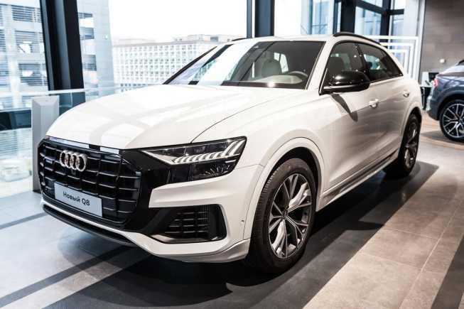 Audi Q8, 2019 год, 5 696 212 руб.