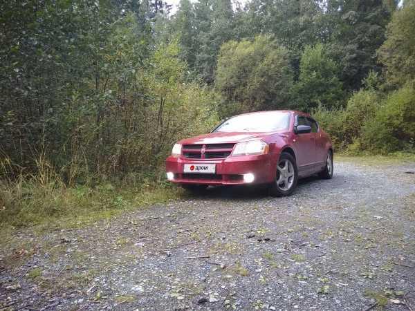 Dodge Avenger, 2007 год, 550 000 руб.