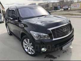 Кызыл QX56 2012