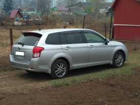 Магадан Corolla Fielder