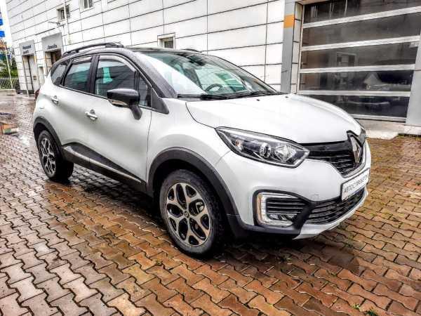 Renault Kaptur, 2018 год, 1 100 000 руб.