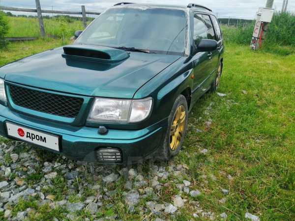 Subaru Forester, 1998 год, 245 000 руб.