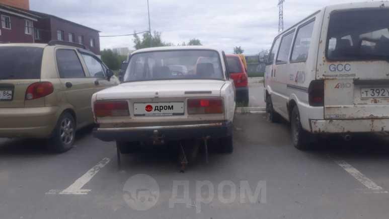 Лада 2107, 1993 год, 18 000 руб.