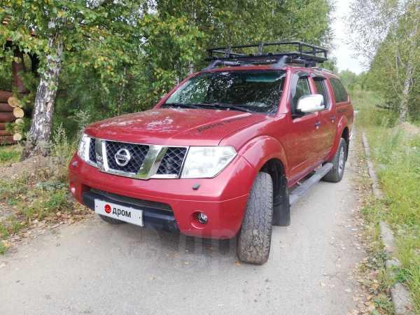 Nissan Navara, 2007 год, 735 000 руб.