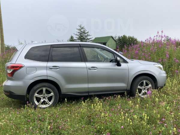 Subaru Forester, 2015 год, 1 299 000 руб.