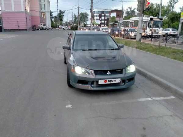 Mitsubishi Lancer Evolution, 2002 год, 410 000 руб.