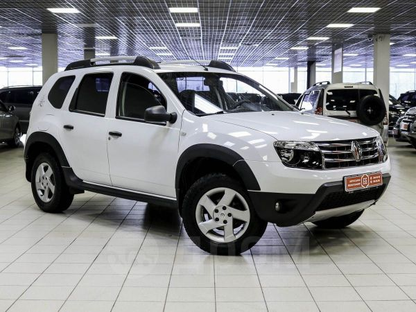 Renault Duster, 2015 год, 649 900 руб.