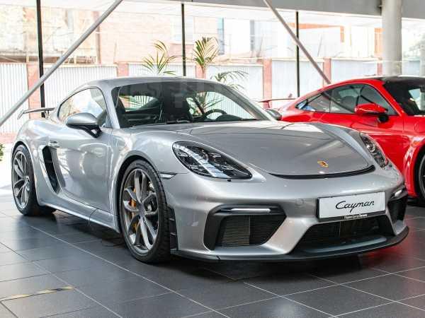 Porsche Cayman, 2020 год, 9 152 269 руб.