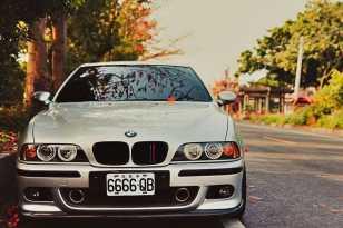 Красноярск BMW 5-Series 2002