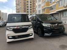 Москва Stepwgn 2018