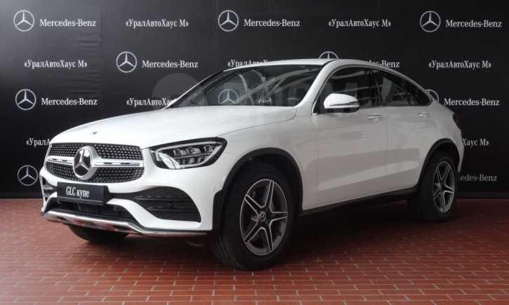 Mercedes-Benz GLC Coupe, 2020 год, 4 570 000 руб.