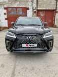 Lexus LX570, 2016 год, 6 100 000 руб.