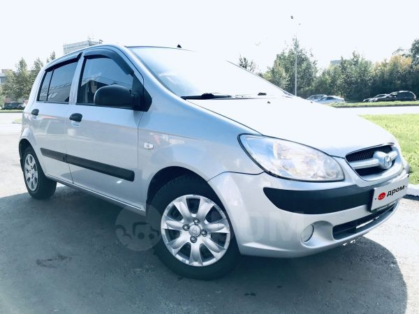 Hyundai Getz, 2008 год, 229 000 руб.