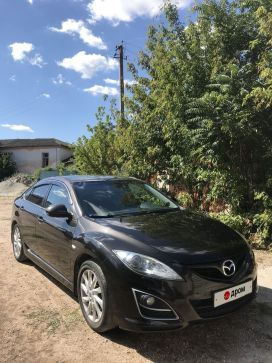 Бахчисарай Mazda6 2011