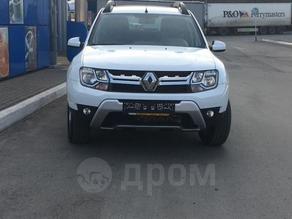 Renault Duster, 2019 год, 1 100 000 руб.