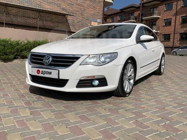 Volkswagen Passat CC, 2010 год, 665 000 руб.