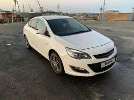 Дудинка Astra 2013