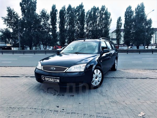 Ford Mondeo, 2003 год, 189 000 руб.