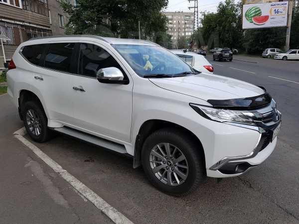 Mitsubishi Pajero Sport, 2018 год, 1 999 000 руб.