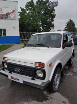 Хабаровск 4x4 2121 Нива 2018