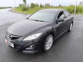 Макушино Mazda6 2010