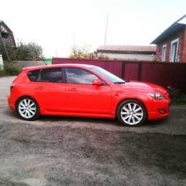 Минусинск Mazda3 MPS 2006