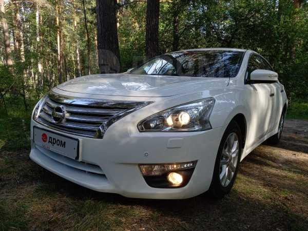 Nissan Teana, 2014 год, 982 000 руб.